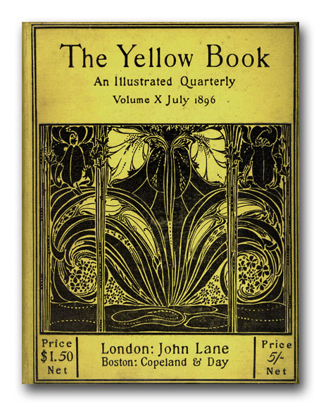 The Yellow Book. EIGHTEEN-NINETIES, BEERBOHM BEARDSLEY.