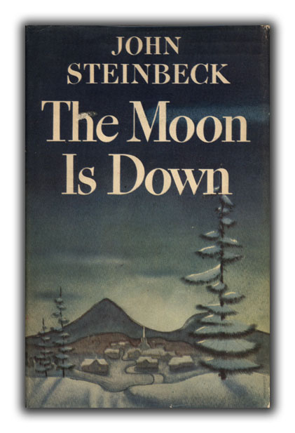 a summary of the moon is down a novel by john steinbeck The moon is down: john steinbeck: 9780822215998: books - amazonca  for  a short novel, the story presents a variety of characters and each of them is.