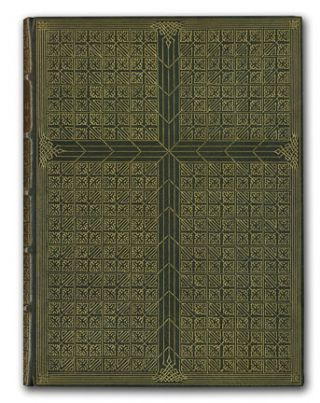 The English Liturgy from the Book of Common Prayer. FINE BINDINGS, LAURENCE HOUSMAN, DESIGNER.
