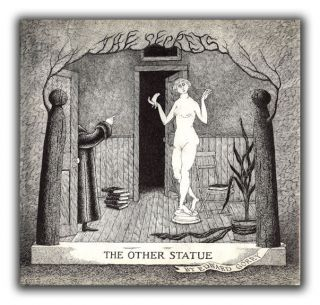 The Other Statue. EDWARD GOREY