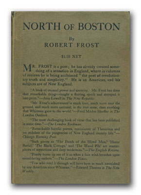 North of Boston. ROBERT FROST