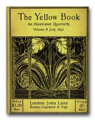 The Yellow Book. EIGHTEEN-NINETIES, BEERBOHM BEARDSLEY