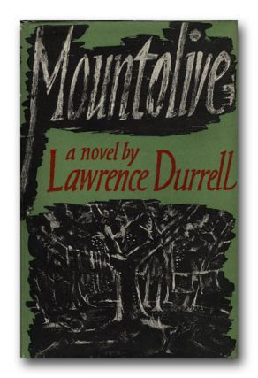 Mountolive. LAWRENCE DURRELL