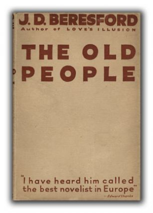 The Old People. J. D. BERESFORD