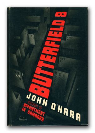 Butterfield 8. JOHN O'HARA